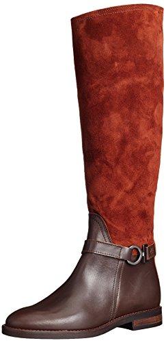 O'Polo para Long Mujer Heel Camperas Boot 70814228002311 Flat Marr Marc Botas Pn1qOwUTOx