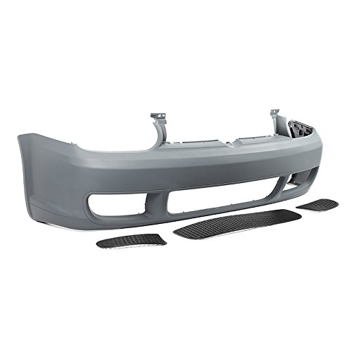 VW Golf 99-05 MK4 GTI IV R32 Style Front Bumper Cover Black