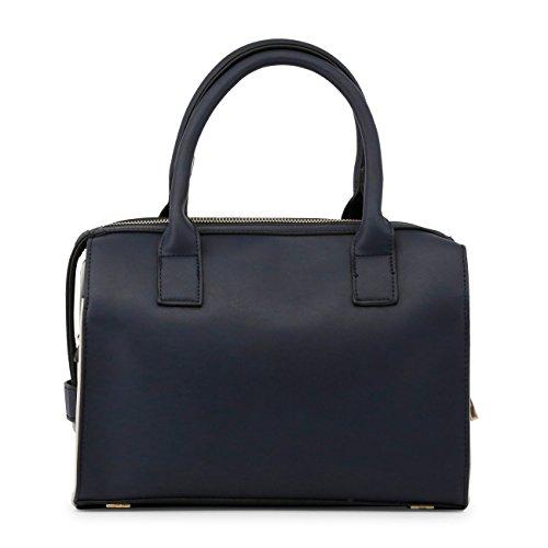 Biagiotti Laura Blue Handbag Genuine Rrp Women Designer daPrwa