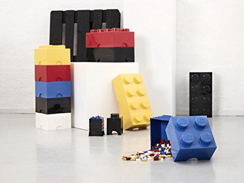 LEGO Storage Brick 8 Yellow