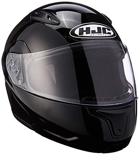 5. HJC CL-MAXBT II Bluetooth Modular Motorcycle Helmet – Our Budget Pick