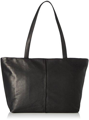 Gerry Weber Vic Shopper Lhz, Shoppers y bolsos de hombro Mujer, Schwarz (Black), 12x26x41 cm (B x H T)