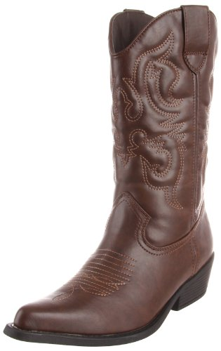 Rampage Women's Wellington, Brown, 8 M US