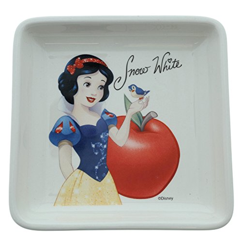 Disney Official Licensed Enchanting Collection Snow White Ceramic Trinket Tray