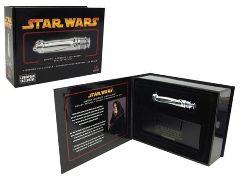 Star Wars Darth Sidious EP3 edition mini Saber Limited Edition