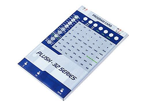 (Turnigy Plush-32 Series ESC Programming Card)