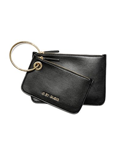 G by GUESS Women's Metal O Ring Double Wristlet by G by GUESS