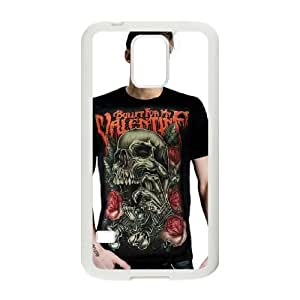Bullet For My Valentine Samsung Galaxy S5 Cell Phone Case White Decoration pjz003-3753521