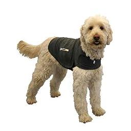 ThunderShirt Dog Anxiety Jacket, Heather Gray, Large