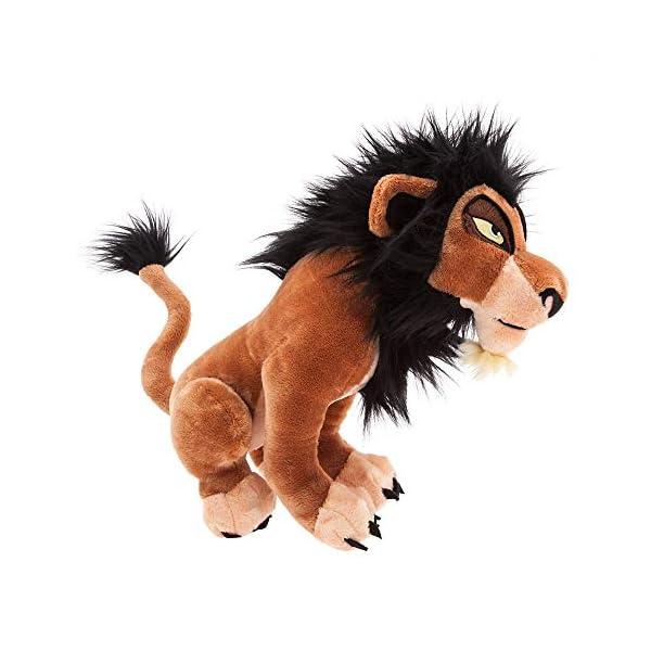 Disney Scar Plush The Lion King Medium 14 Idisneyplus Amazing Disney Products