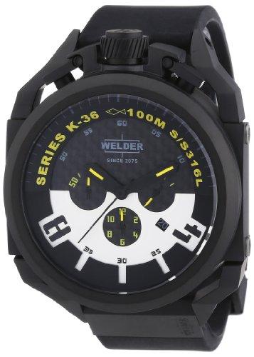 Welder Unisex 2402 K36 Oversize Chronograph Watch Buy