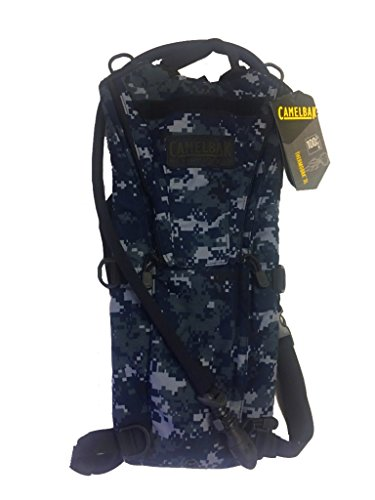 CamelBak ThermoBak Hydration Pack, NWU (Navy Working Uniform) Pattern, 100oz by CamelBak