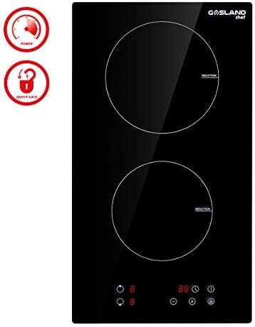 Induction Cooktop, GASLAND Chef IH30BF 12