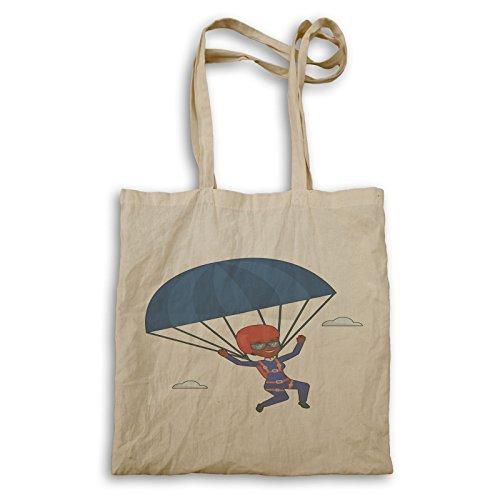 Fallschirm Fliegende Dame Tragetasche q476r