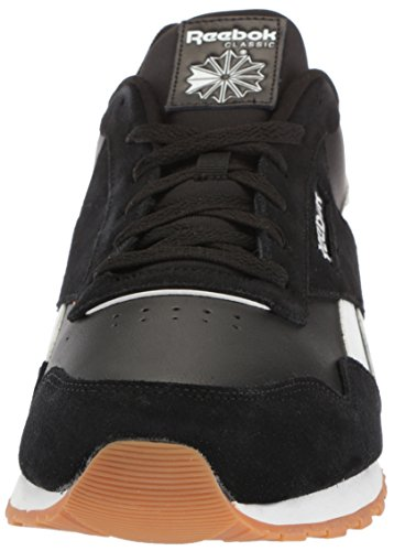 White Black Classic Reebok Harman Men's Gum Run wg0SUq