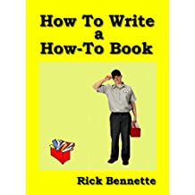 How To Write a How-To Book
