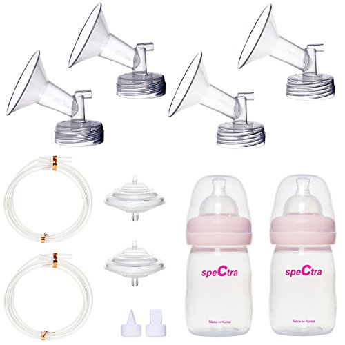 Large Product Image of Spectra Baby USA - S1 Hospital Grade Double/Single Electric Breast Pump - Rechargeable Battery