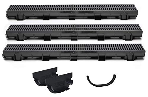US Trench Drain Compact Series 5.4