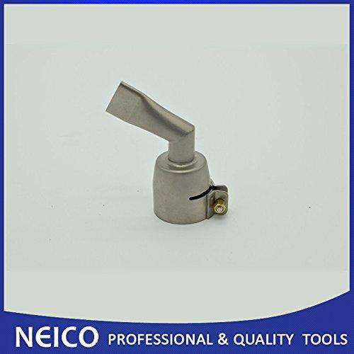 20 mm 60 Grad gewinkelte breiter Einwurf Schweiß en Dü se NEICO