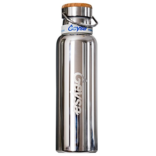 stainless steel drinking bottle - 5