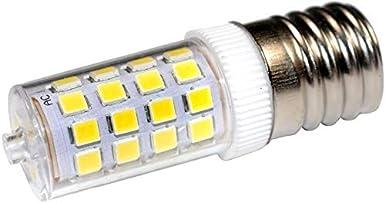 HQRP 220V E17 LED Bulbo Regulable Blanco Frio compatible con LG 6912W1Z004B Bombilla de microondas Reemplazo, HQRP Portavasos
