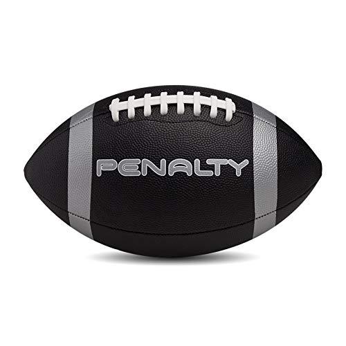 Bola Futebol Americano Viii Penalty 71 Cm Preto