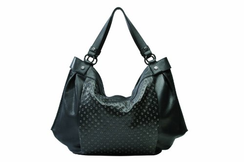 Black Real Tote Womens Bag Ri2k wIY0Uqw