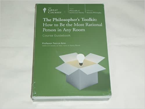 Professor Patrick Grim - The Philosopher's Toolkit Audiobook Free Online