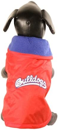 NCAA Arizona Wildcats All Weather-Resistant Protective Dog Outerwear XX-Large