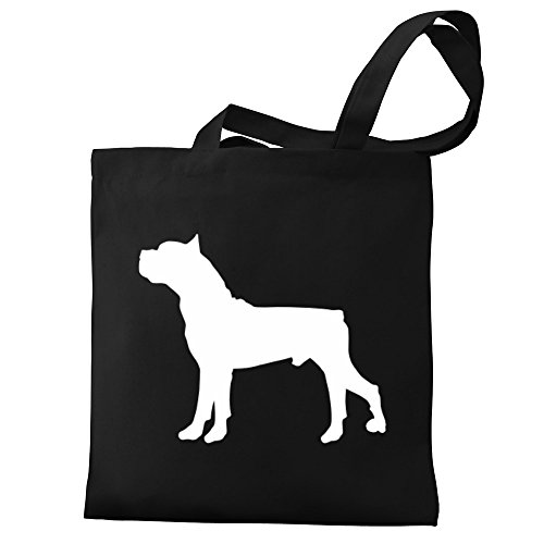 Eddany Guatemalan Guatemalan silhouette Dogo Eddany Canvas Tote Bag ErrqF