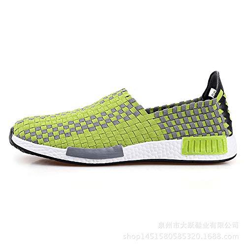 39 Zhrui Vert Taille Chaussures coloré Vert Eu xwwqzT8A