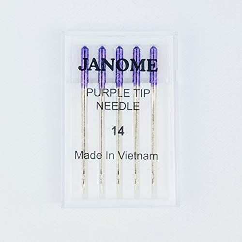 Purple Tip Sewing Machine