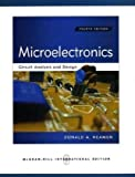 Microlectronic Circuit Analysis and Design