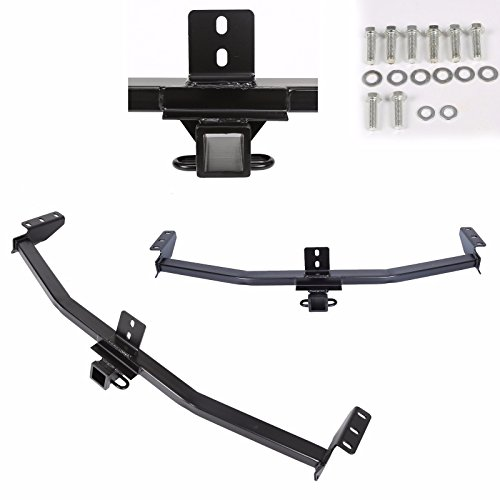 Onemoto Class 3 Trailer Hitch Tow 2'' Receiver for 01-06 Acura MDX / 03-08 Honda Pilot -