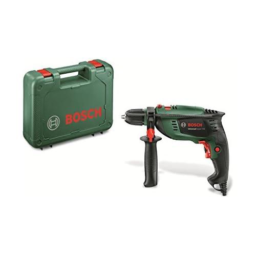 chollos oferta descuentos barato Bosch UniversalImpact 700 Taladro Percutor 700 W Empuñadura adicional Tope de profundidad Maletín