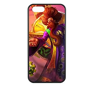 Zilean-003 League of Legends LoL case cover for Apple iPhone 5/5S - Hard Black