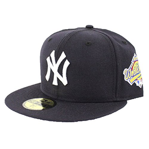 New Era MLB New York Yankees 1996 World Series 59Fifty Men s Fitted Hat in  Navy 3297d71607bd