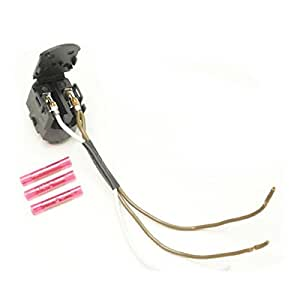 2000 e320 headlight wiring harness amazon.com: for benz e300 e320 e420 e430 headlight wiring ...