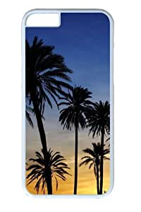 Day Break Palms17 PC Case Cover For SamSung Galaxy Note 2 and White