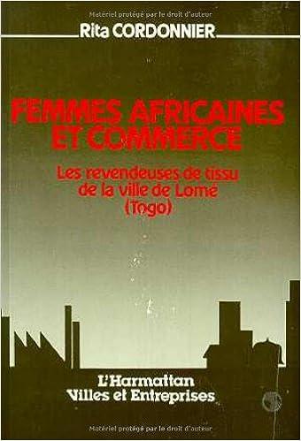 Lire en ligne Femmes africaines et commerce epub pdf