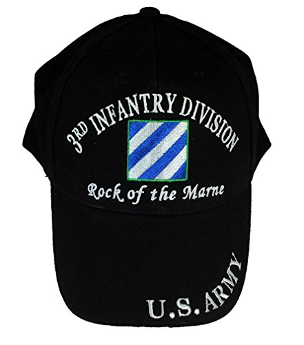 US Army 3rd Infantry Division Rock of the Marne