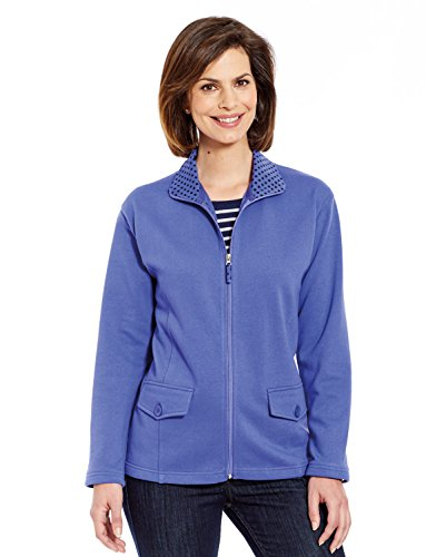 AMBER Ladies Leisure Jacket Purple US 16/18/UK 20/22 by AMBER
