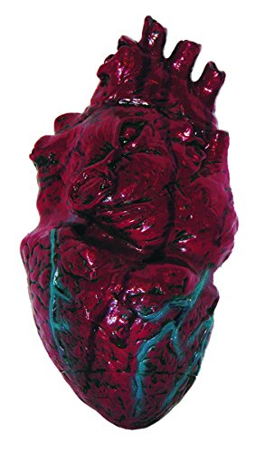 Simulated Body Parts ~ Heart 1/Pkg,