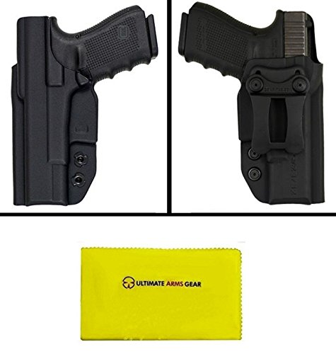 Comp-Tac Infidel Max Walther PPS M2 Inside The Waistband Kydex Gun Holster, Right + 1.50