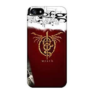 Scratch Resistant For SamSung Galaxy S4 Phone Case Cover Hard For SamSung Galaxy S4 Phone Case Cover With Provide Private Custom Fashion Lamb Of God Series LauraAdamicska