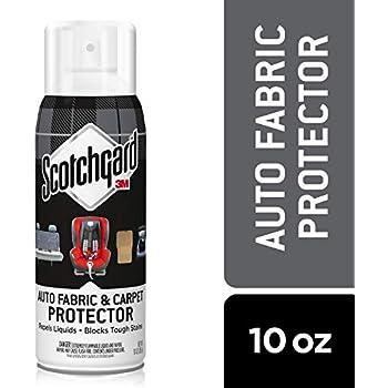 Amazon Com Scotchgard Auto Fabric Amp Carpet Protector 10