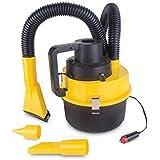 12V Wet Dry Vacuum Cleaner Inflator Portable Turbo Hand Held for Car