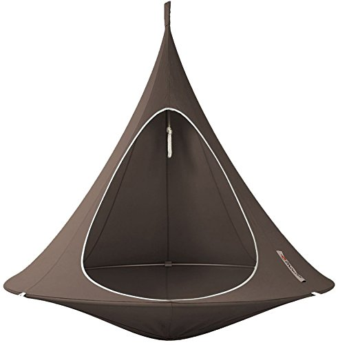 Vivere Double Cacoon, Taupe ()