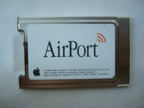 Apple M7600LL/A Airport WiFi Card for Older iBooks and Powerbooks by Apple (Image #4)