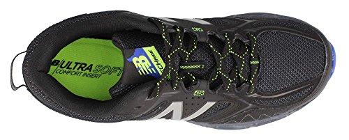 New Balance Mens 510v3 Trail Running Shoe Nero / Pacifico Tossico